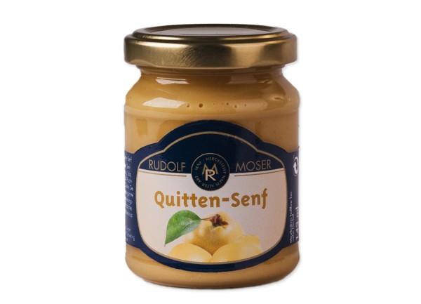 Rudolf Moser's - Quitten Senf