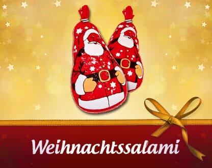 Weihnachtssalami