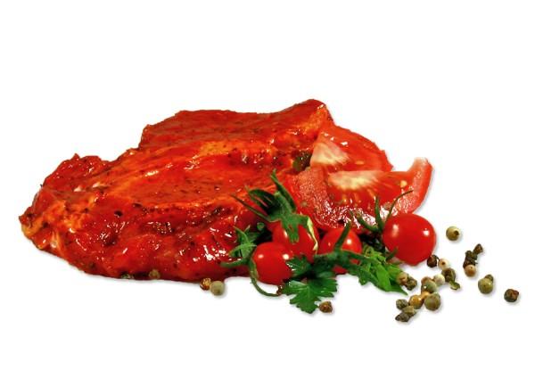 """Schweinesteak """"Italia"""""""