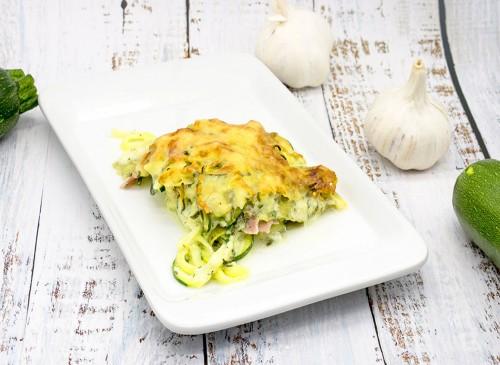 zucchini-schinken-lassagne