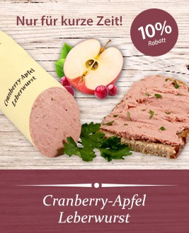 cranberry-apfel-leberwurst