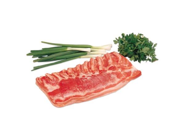 Schweinebauch ohne Knochen