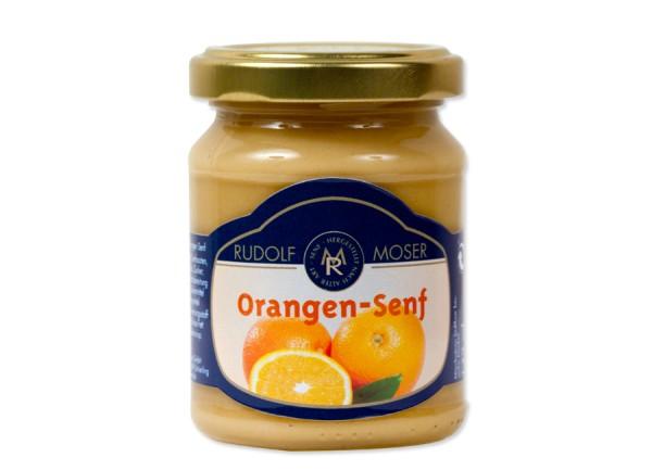 Rudolf Moser's - Orangen Senf