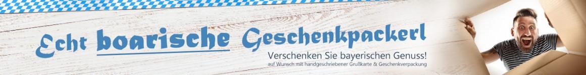 Echt bayerische Geschenkpakete