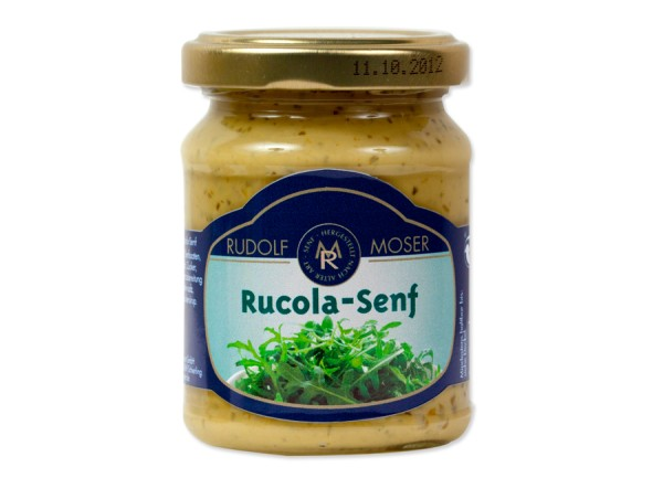 Rudolf Moser's - Rucola Senf