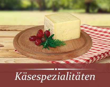 Käse mit bis zu 8% Rabatt!