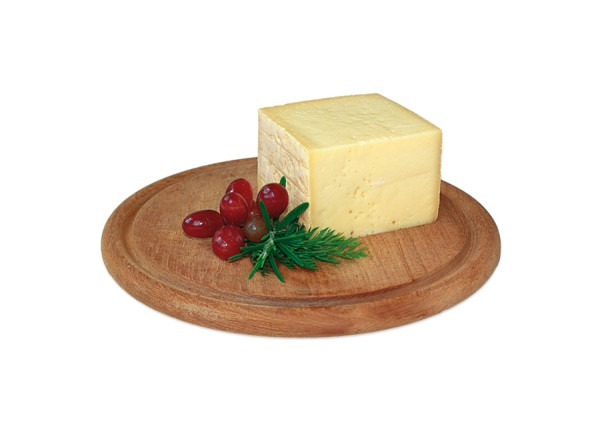 Rohmilch-Alpkäse