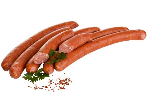 Feuerli - herzhafte Wurst mit HOT Chili